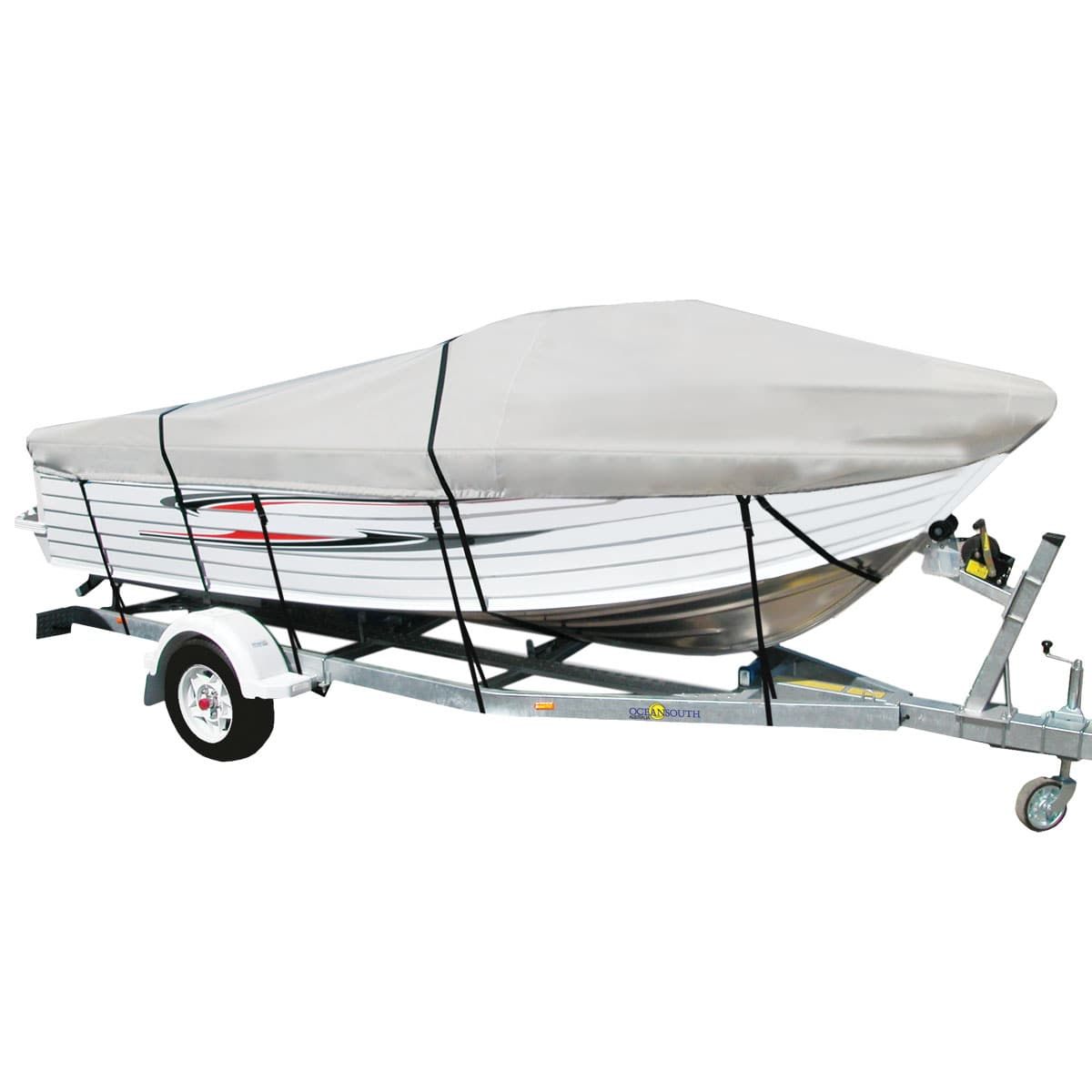 Runabout Boat Cover Oceansouth New Zealand