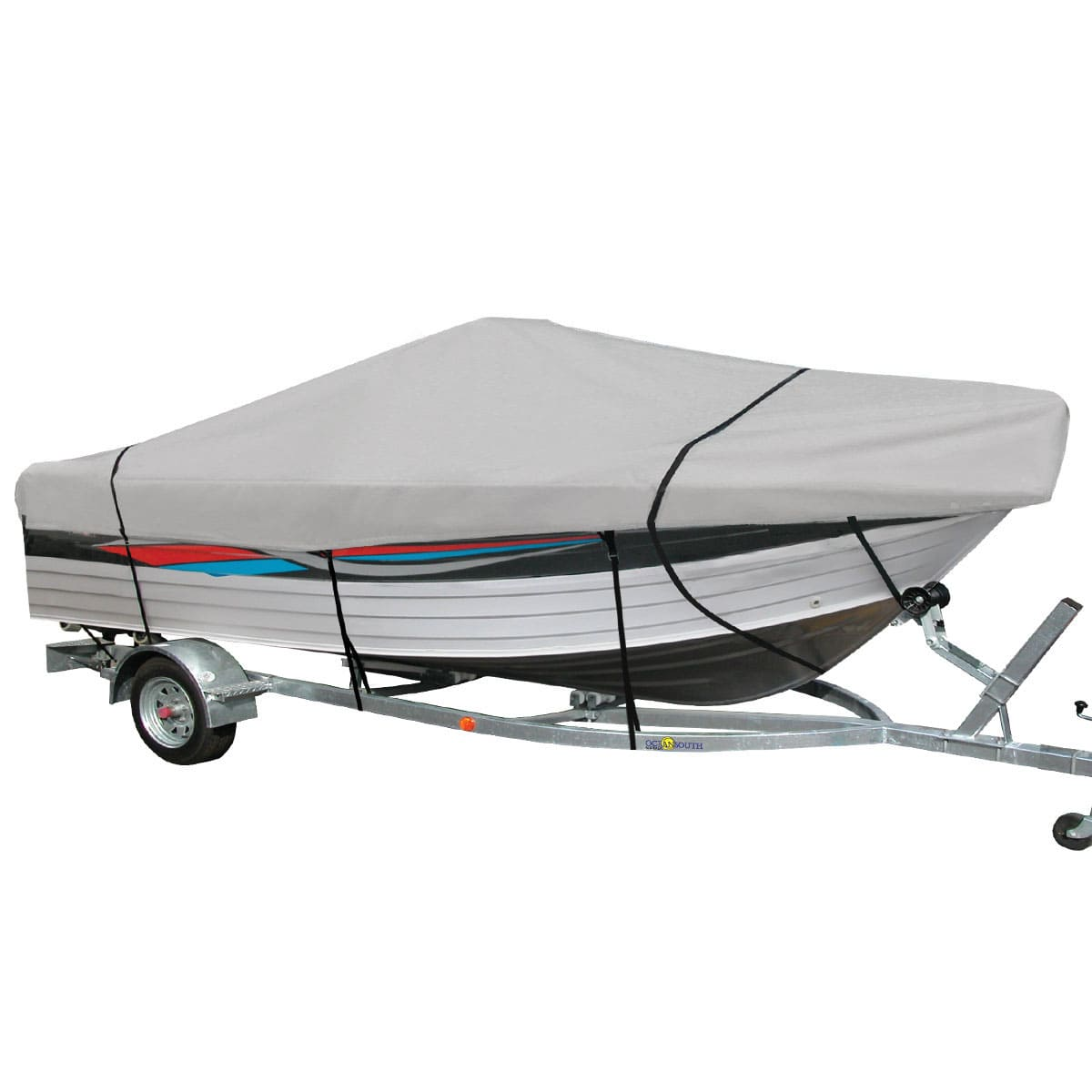 Centre Console Boat Cover Oceansouth New Zealand