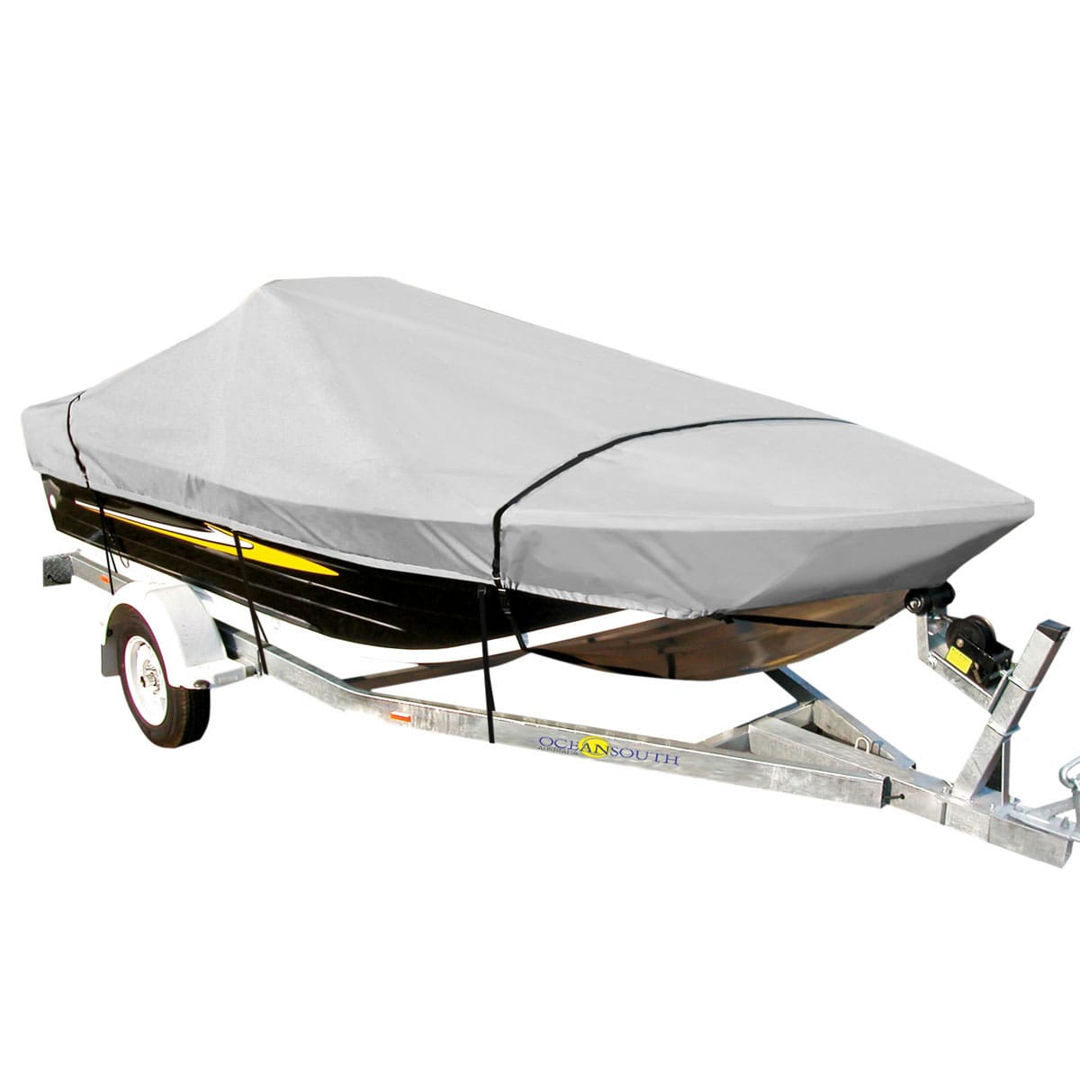 Side Console Boat Cover Oceansouth New Zealand