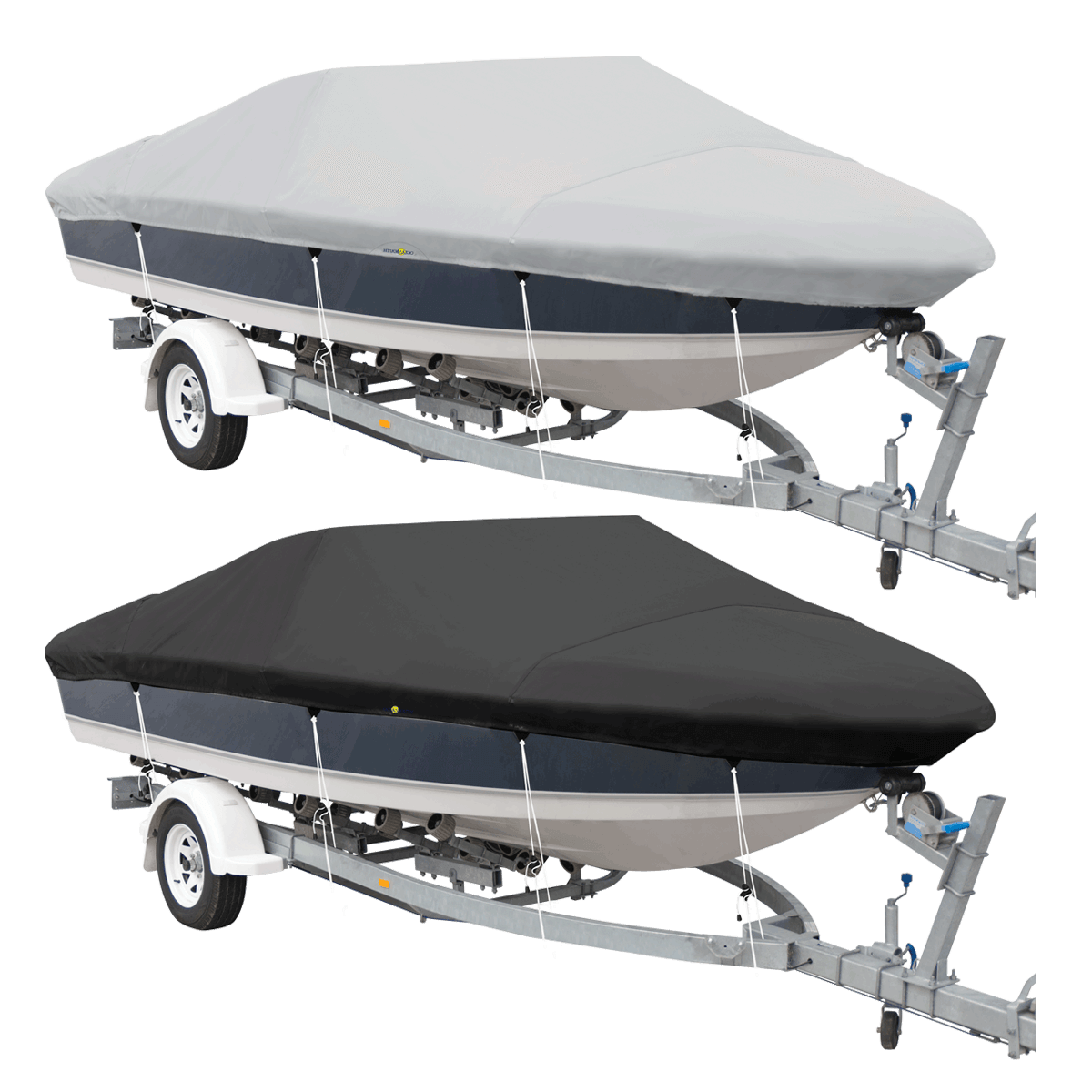 Oceansouth Boat Covers Bowrider