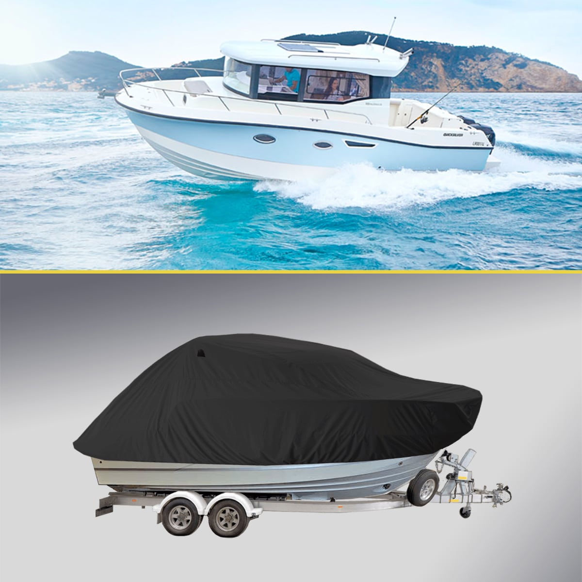 Covers for Quicksilver Boats