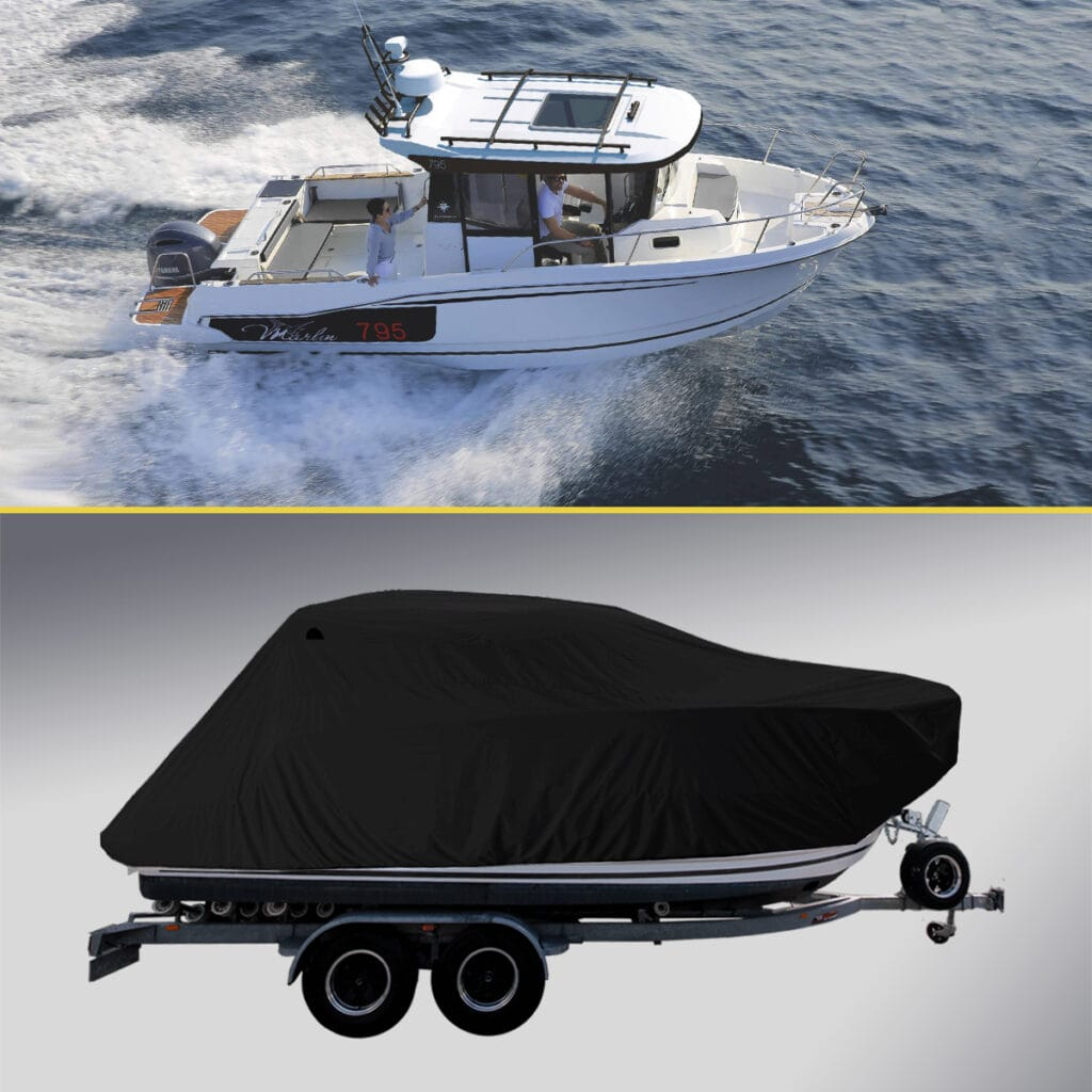 Covers for Jeanneau Boats